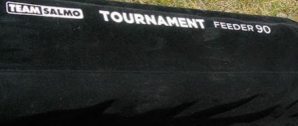 Team Salmo Tournament Feeder – Šiuolaikiniai įrankiai