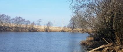 Minijos Upė - Balandį