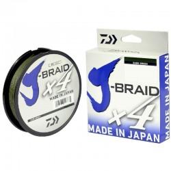 DAIWA J-BRAID X4 270M 0.10MM