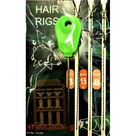 RINKINYS HAIR RIG