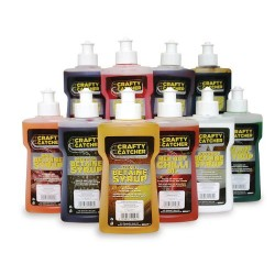 CRAFTY CATCHER BETAINE SYRUPS 250ML
